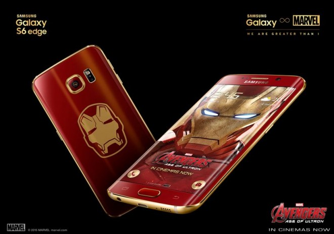 samsung-unveils-limited-edition-marvel-avenger-series-galaxy-s6-edge-iron-man